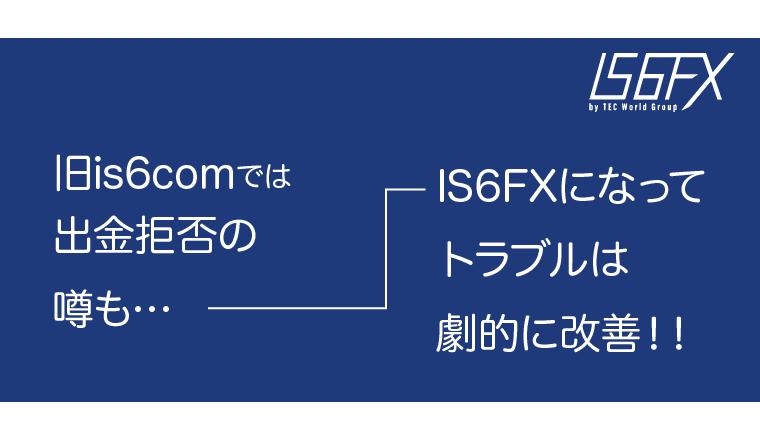 IS6FX(is6com)で出金拒否?のアイキャッチ画像